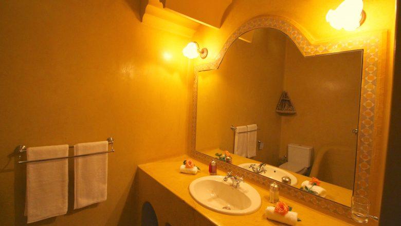 Salle de bain chambre 2